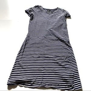 Forever 21 striped dress small